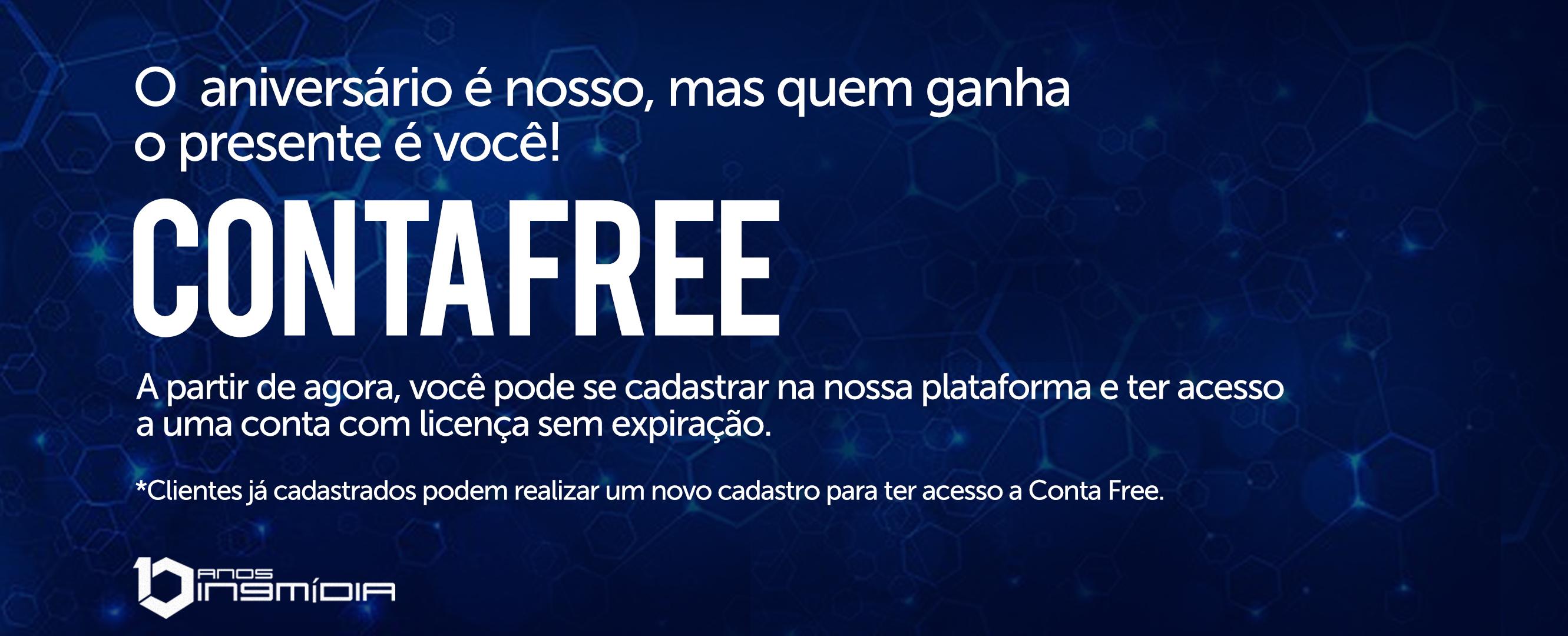 Conta FREE