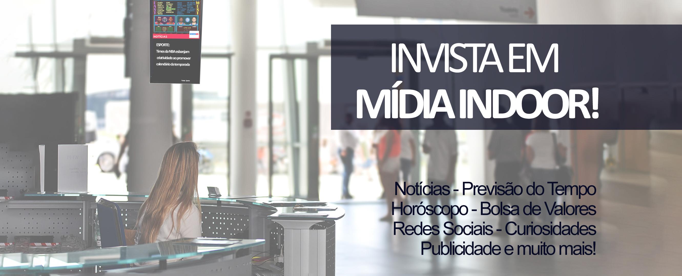 Mídia Indoor